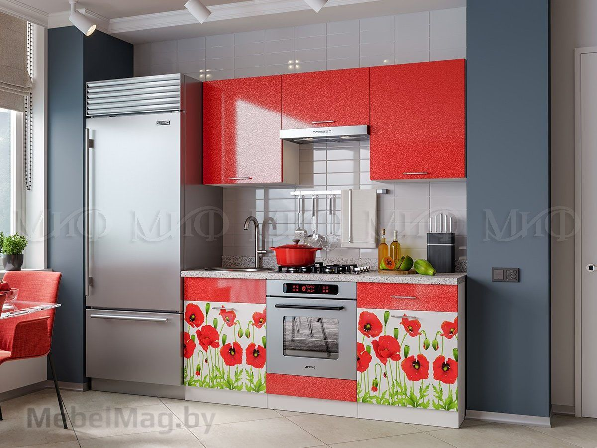 Кухня Маки