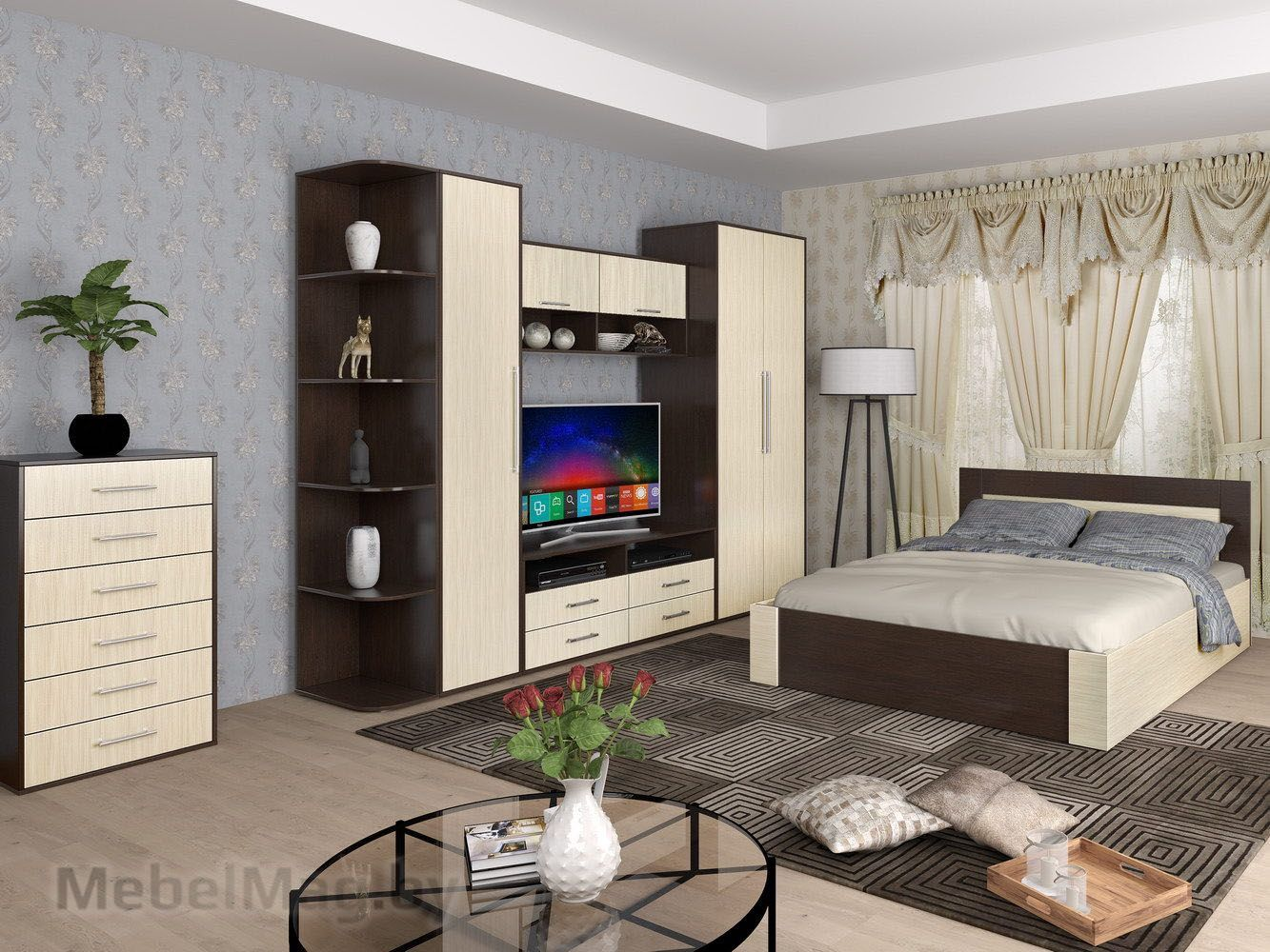 Спальня Берта 1