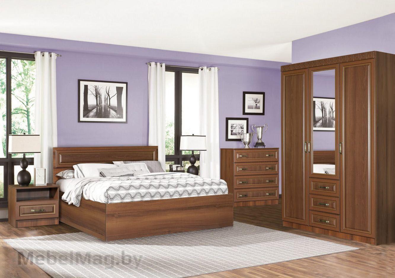Спальня Линда