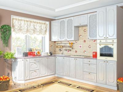 Кухня Классика - Сосна белая