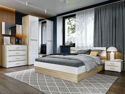 Спальня Ким