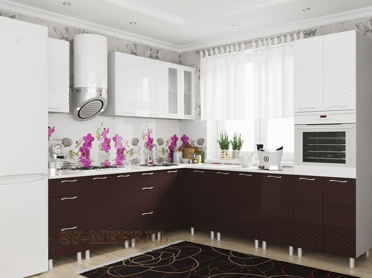Кухня Волна - Горький шоколад