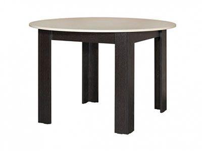 Стол обеденный №3, Венге/Дуб молочный