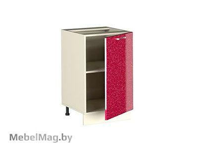 Рабочий стол  РСМ-50 Рубин Металлик - Кухня Шанталь 2