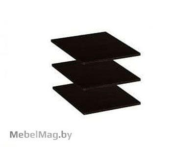 Комплект полок для пенала Венге - Коллекция Берта 1