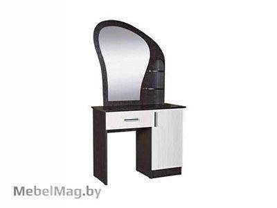 Стол макияжный с банкеткой  и ящиком  Венге - Коллекция Светлана