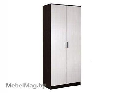 Шкаф 2-х створчатый    плательный Венге - Коллекция Светлана