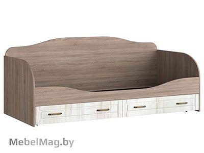 Кровать с ящиками - Коллекция Афина