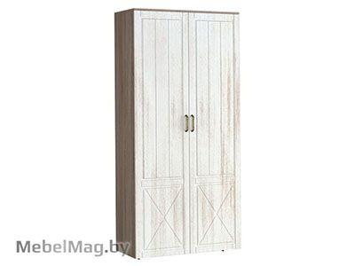 Шкаф 2х створчатый (440) - Коллекция Афина