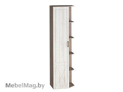 Шкаф-стеллаж ЛЕВЫЙ (540) - Коллекция Афина