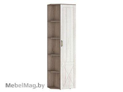 Шкаф-стеллаж ПРАВЫЙ (540) - Коллекция Афина