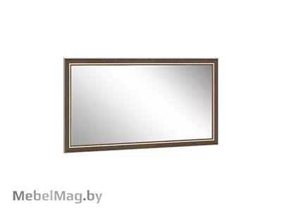 Зеркало большое Орех/Орех - Коллекция Виктория
