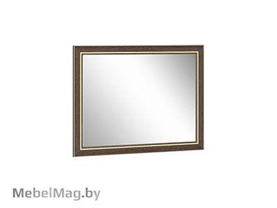Зеркало Орех/Орех - Коллекция Виктория