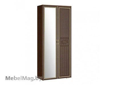 Шкаф 2х створчатый правый (440) Орех/Орех - Коллекция Виктория