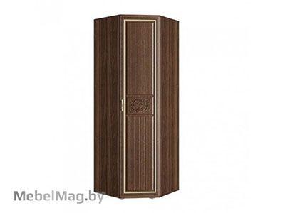 Шкаф угловой правый (440) Орех/Орех - Коллекция Виктория