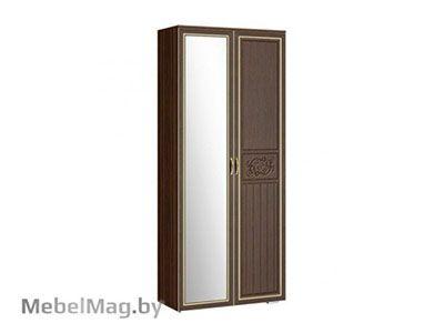 Шкаф 2х створчатый правый  (540) Орех/Орех - Коллекция Виктория