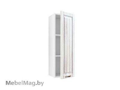 Шкаф-антресоль ША-30 (920)  Белый - Кухня Гурман 7