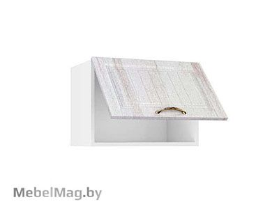 Шкаф-антресоль ШАВ-50  Белый - Кухня Гурман 7