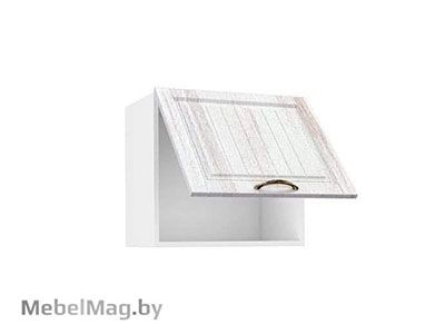 Шкаф-антресоль ШАВ-50 (920)  Белый - Кухня Гурман 7