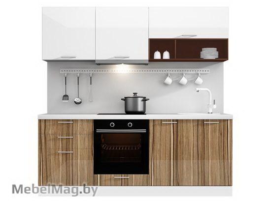 Прямая кухня Кухня Lacatto 2100-1