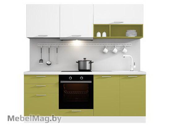 Прямая кухня Кухня Colore 2100-1