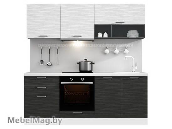 Прямая кухня Кухня Tela 2100-1