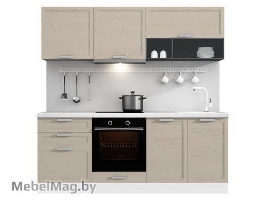 Прямая кухня Кухня Bello 2100-1
