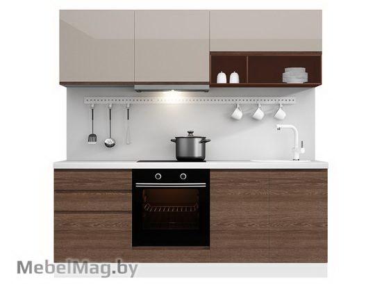 Прямая кухня Кухня J-profilo 2100-1