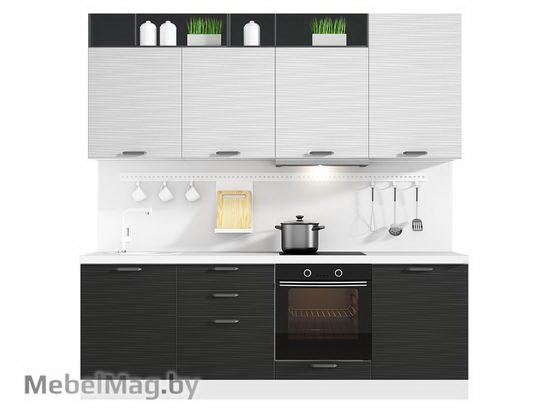 Прямая кухня Кухня Tela 2400-1