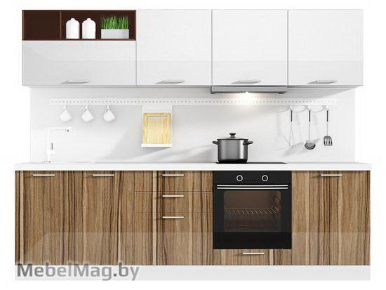 Прямая кухня Кухня Lacatto 2700-1