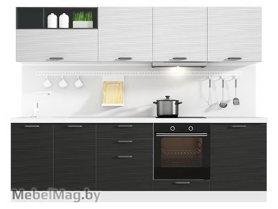 Прямая кухня Кухня Tela 2700-1