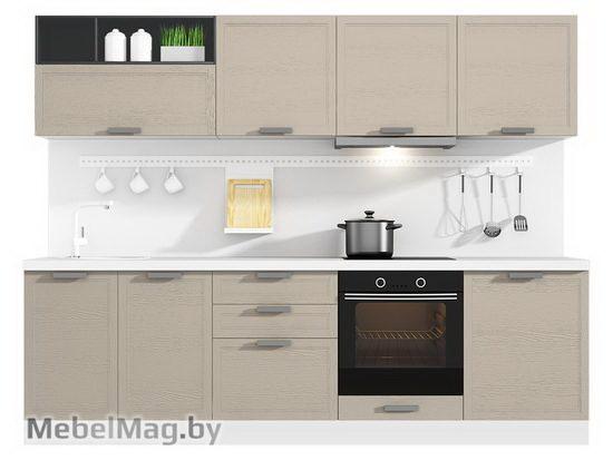 Прямая кухня Кухня Bello 2700-1