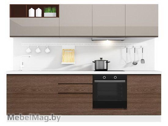 Прямая кухня Кухня J-profilo 2700-1