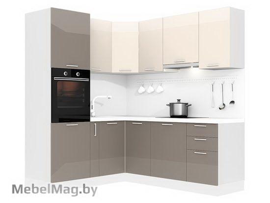 Кухня Brillo 1800х2100-1