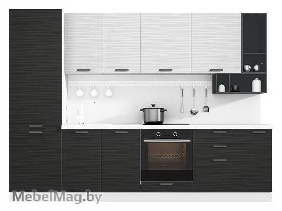 Прямая кухня Кухня Tela 3000-1