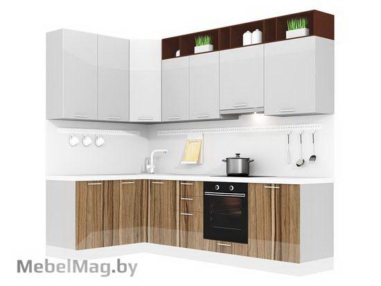 Угловая кухня Кухня Lacatto 1500х2700-1