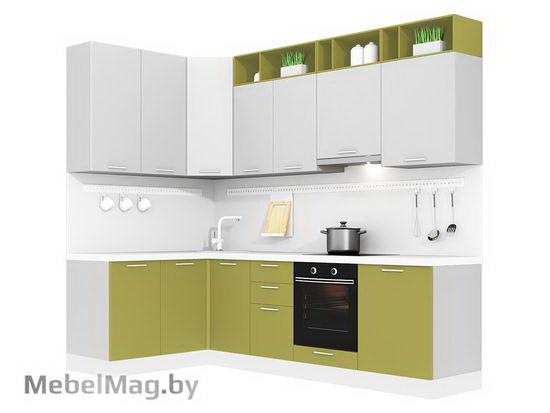 Угловая кухня Кухня Colore 1500х2700-1