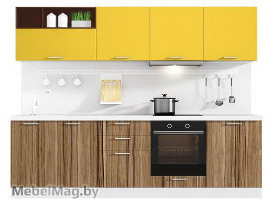 Прямая кухня Кухня Pratico 2700-2