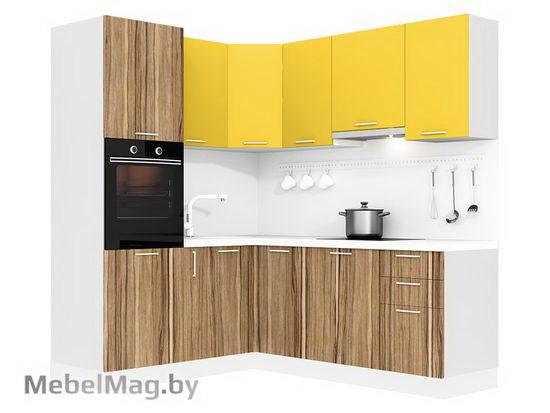 Кухня Pratico 1800х2100-2