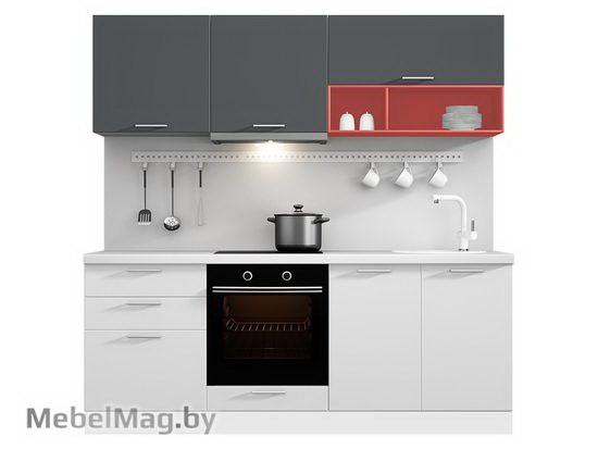 Прямая кухня Кухня Colore 2100-2