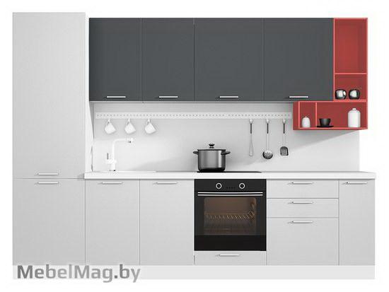 Прямая кухня Кухня Colore 3000-2