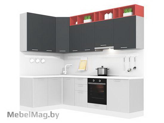 Угловая кухня Кухня Colore 1500х2700-2