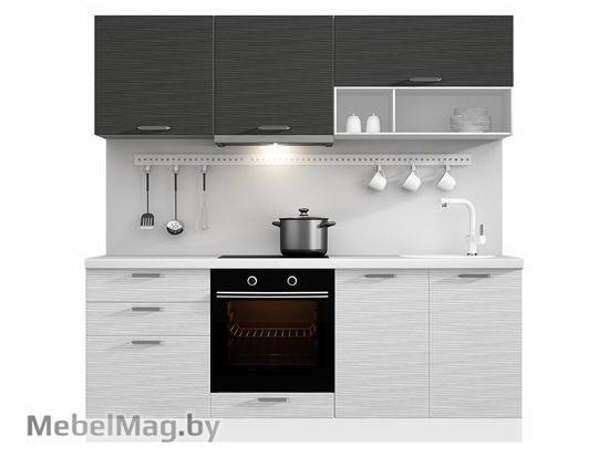 Прямая кухня Кухня Tela 2100-2