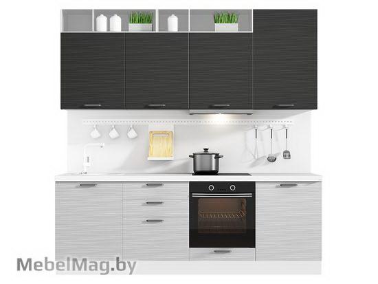 Прямая кухня Кухня Tela 2400-2