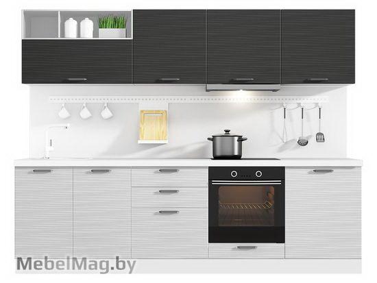 Прямая кухня Кухня Tela 2700-2