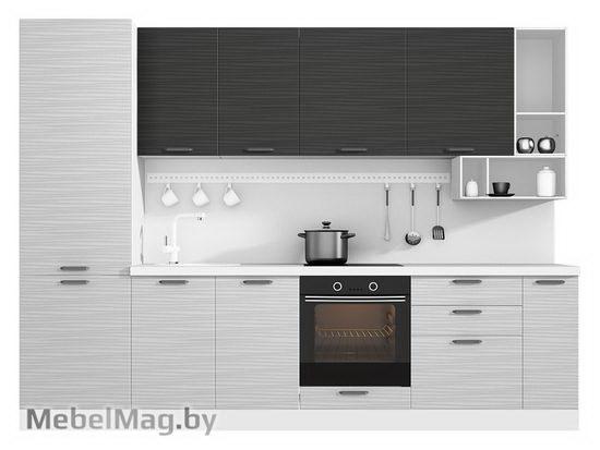 Прямая кухня Кухня Tela 3000-2