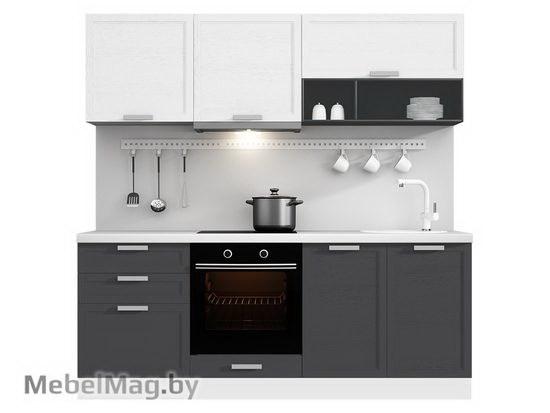 Прямая кухня Кухня Bello 2100-2