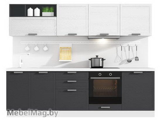 Прямая кухня Кухня Bello 2700-2