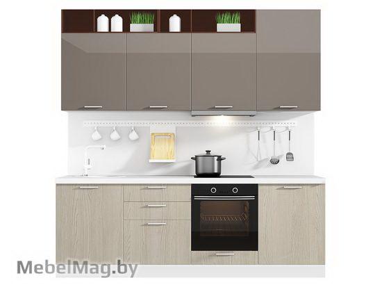 Прямая кухня Кухня Pratico 2400-4