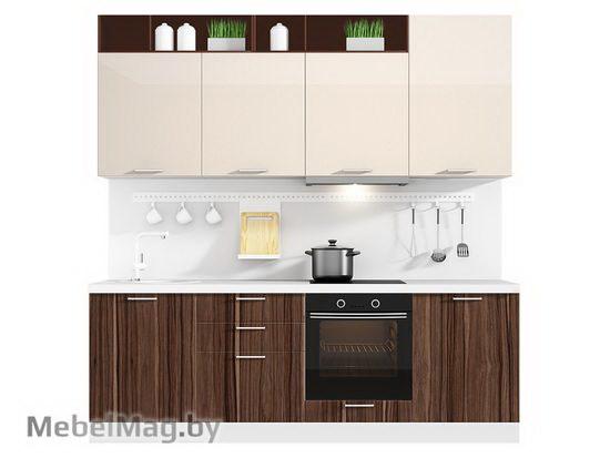 Прямая кухня Кухня Pratico 2400-5